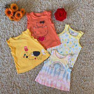 Toddler girl's Shirts